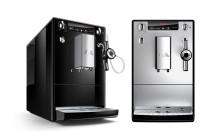 Ny kaffemaskin med Perfect mjölkskum