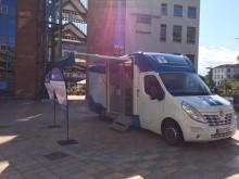 Beratungsmobil der Unabhängigen Patientenberatung kommt am 28. Februar nach Neustadt an der Weinstraße.