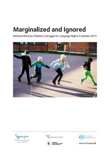 Rapport om nationella minoritetsbarns utbildningssituation i Sverige