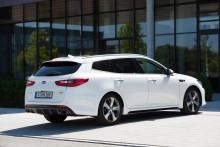 Tre Kia-modeller belönas med iF Design Award