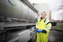 Vurderer støtte til tyngre biogass-kjøretøy