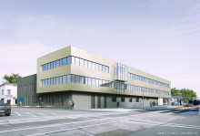 Weichen für die Zukunft gestellt:  Neue Zentrale der Wiener Lokalbahnen mit EuroLam-Lamellenfenstern ausgestattet