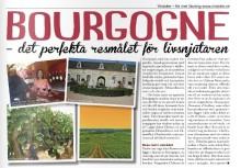 Bourgogne – Det perfekta resmålet för livsnjutaren