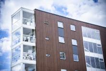 Skövdes Lycka kan bli Årets bygge 2019