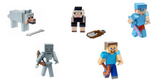 Minecraft Aktionsfiguren