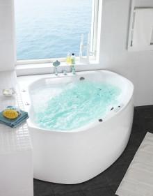 Nyhet, Hafa Aqua massasjebadekar!