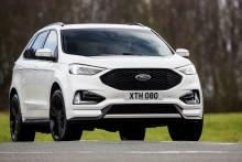 Ford julkistaa Genevessä Mustang BULLITT -erikoismallin Euroopan markkinoille; ensiesittelee uuden Edge SUVin ja KA+ Activen