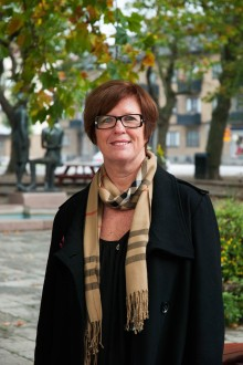 Christel Jönsson ny kommundirektör i Kristianstad