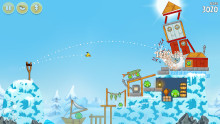 "Angry Birds Seasons Episode ""On Finn Ice"" Is an Adventure in Finland's Winter Wonderland"