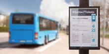Skara kommun delar ut Västtrafikkort till elever