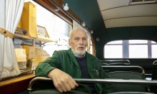 Han har filmat Helsingborgs historia