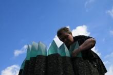 Internationellt samarbete bakom skulpturer i Alingsås