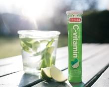 Friggs lanserar C-vitamin med somrig smak av mynta och lime