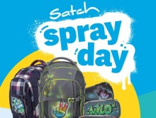 Kom til Spray day i NEYE Lyngby Storcenter