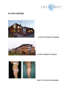 Bilder från Art Clinic