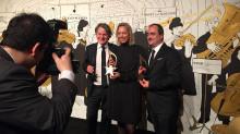 Sophia Ersson vinner internationellt filmmusikpris