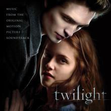Twilight soundtrack med specialskriven musik av Paramore