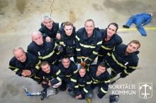 Våra hjältar på Blidö i Norrtälje kommun!