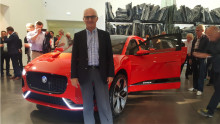 Blogg: Jaguar I-PACE, intressant nykomling i elbilsfamiljen