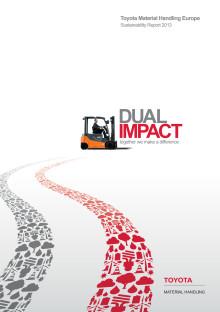 Toyota Material Handling Europes hållbarhetsrapport 2013
