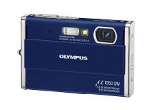 Olympus µ 1050 SW - Ny digitalkamera för såväl barnfamiljen som äventyraren