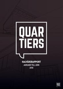 Halvårsrapport 2018 - Quartiers Properties