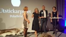 Vinnare av hållbarhetspris ger prissumman vidare till offren för svensk gruvdrift