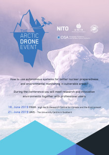 PROGRAM Arctic Drone Event 2019 Tromsø