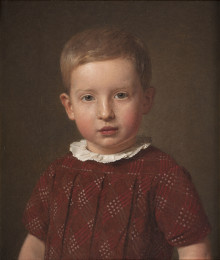 Nyförvärv: Porträtt av Christen Købke