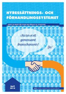 Rapporten Hyressättnings- och förhandlingssystemet