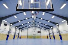 Arcona och Huge tecknar ramavtal om idrottsbyggnader