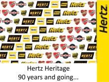 Hertz katalógus