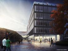 Caverion bidrar till att utveckla centrala Uppsala