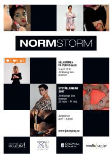 Affisch Normstorm 2017