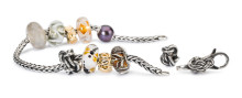 TROLLBEADS: The new collection takes you on an art stroll in nature
