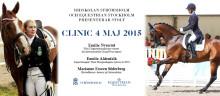 Ridskolan Strömsholm och Equestrian Stockholm presenterar:  Shopoclinic den 4 maj