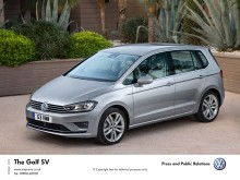 Order books open for new Golf SV, the Golf with extra space, versatility and efficiency