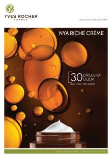 Riche Crème produktinformation