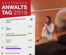 ACTAPORT gewinnt Publikums-Voting auf dem Deutschen Anwaltstag