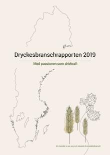 Dryckesbranschrapporten 2019 - Med passionen som drivkraft