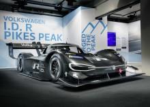 Volkswagen I.D. R Pikes Peak – laddad för att nå toppen på rekordtid