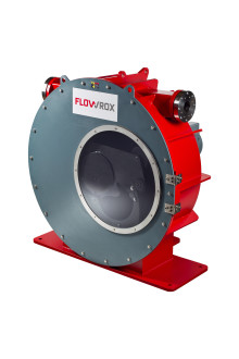 Flowrox launches the world's largest hose pump, LPP-T100