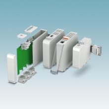Modulære elektronikhuse i et modulært system