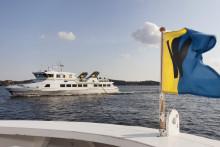 Blidösundsbolaget AB får köra den kollektiva sjötrafiken i Stockholms mellanskärgård - avtal E39B