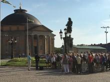 Premiär för ny guidad tur i Karlskrona!