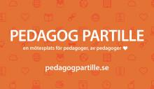 Partille kommun lanserar Pedagog Partille
