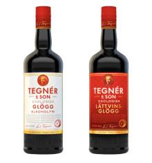 Tegnér och Son lanserar ekologisk lättvinsglögg och alkoholfri glögg