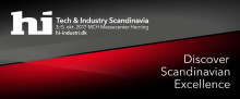 HI-messen  2017 - HI TECH & INDUSTRY SCANDINAVIA