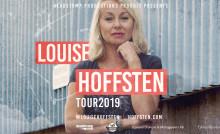 Högaktuell Louise Hoffsten gör turnéstopp i hemstaden Linköping