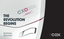 Cox Powertain CXO300 brochure